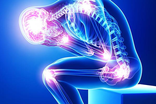 درد و آسیب های اسکلتی عضلانی